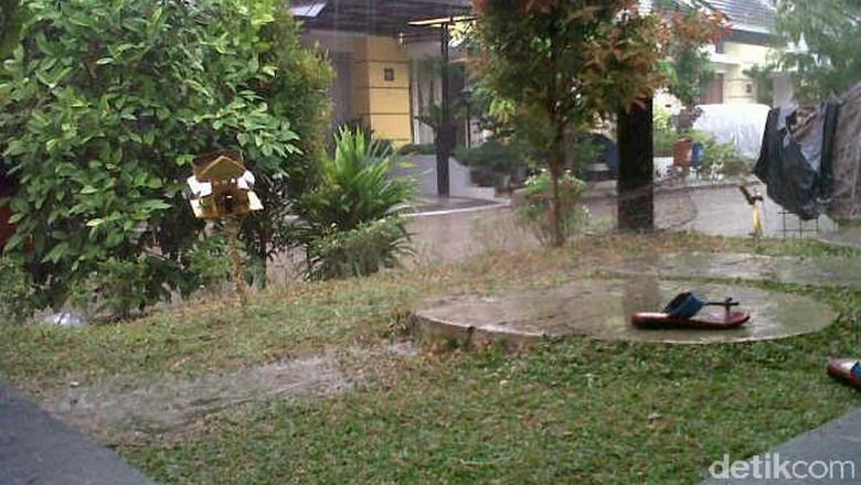 Ini Penjelasan BMKG Soal Hujan Kemarin