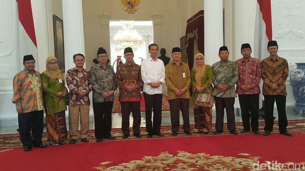 PP Muhammadiyah ke Jokowi: Hari Ini Kami Puasa, Besok Idul Adha