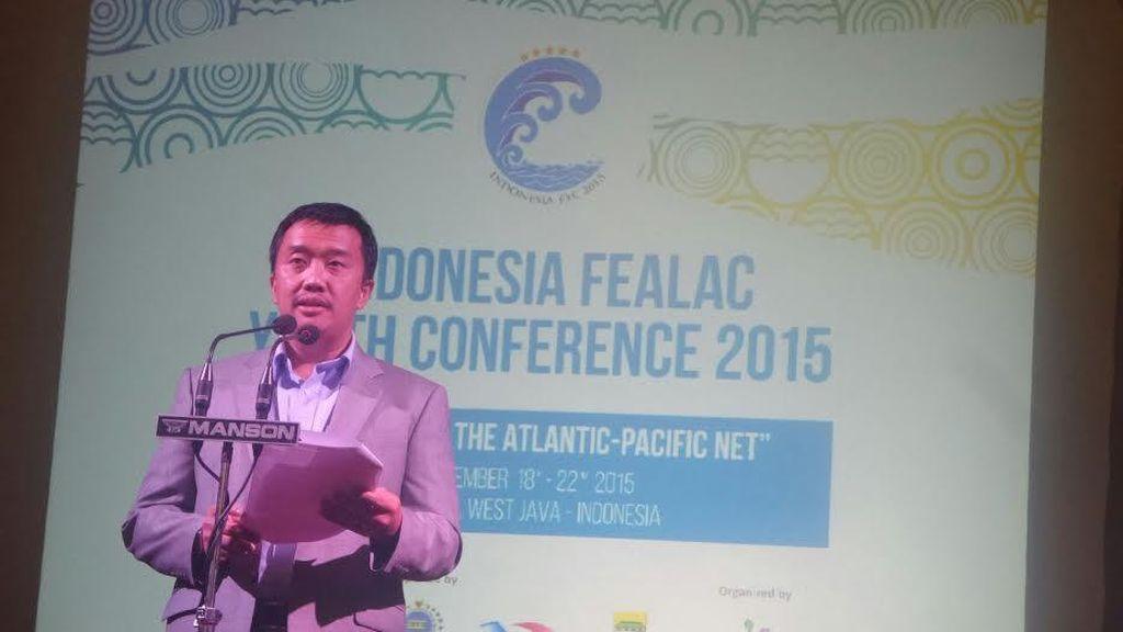 Tutup FEALAC Youth Conference 2015, Ini Pesan Menpora untuk Para Pemuda