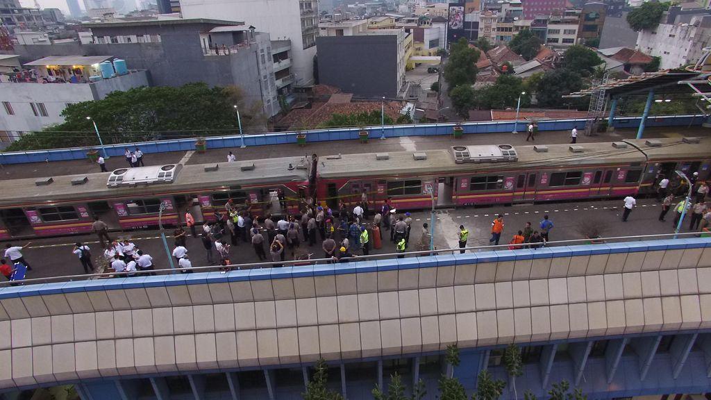 20 Gerbong KRL yang Kecelakaan Tak Akan Dipakai Lagi, PT KAI Rugi Rp 20 M