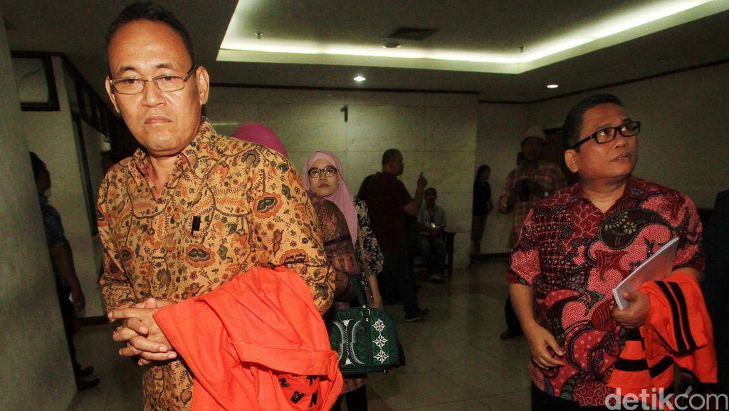 Ketua KPUD Lebak Mengaku Didatangi Tim Sukses Amir-Kasmin Usai Sidang MK
