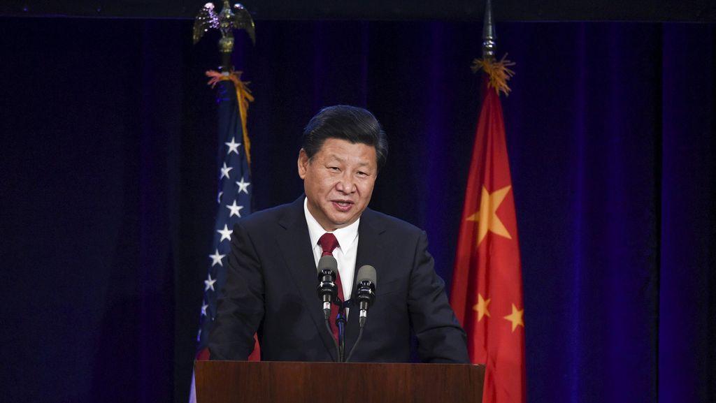 Presiden Xi: Konflik Antara AS dan China Bisa Timbulkan Bencana