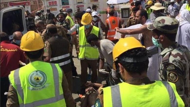 KJRI Jeddah Sudah Cek Seluruh RS di Mina, Belum Ada WNI Jadi Korban