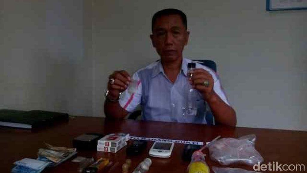 Oknum TNI Desersi Tertangkap Sedang Pesta Sabu di Pekanbaru