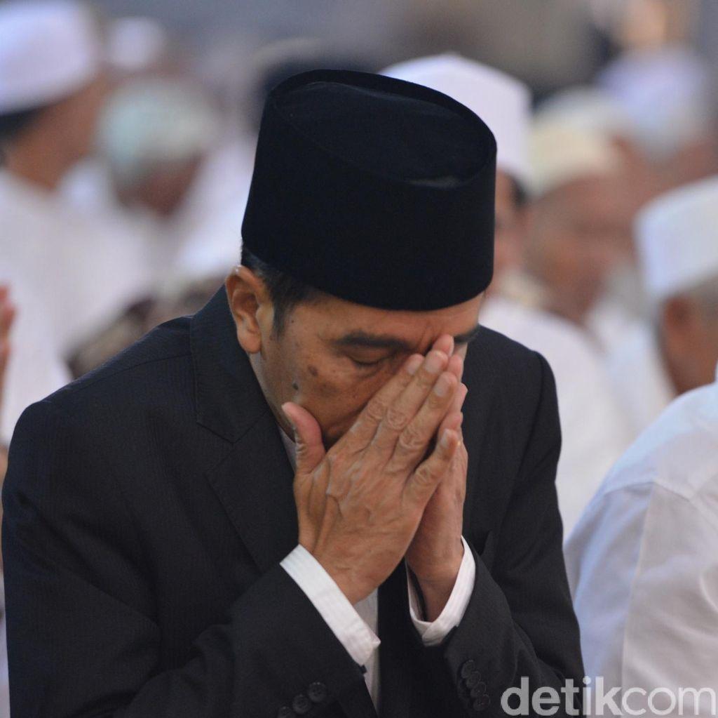 Jokowi di Antara KPK atau Melawan Perintah Partai