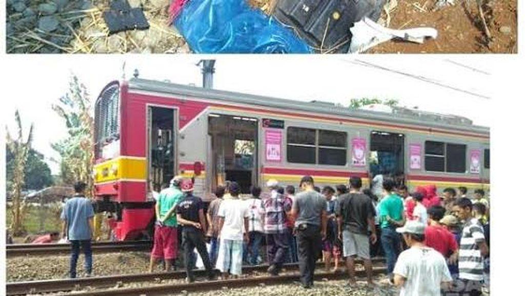 Evakuasi Motor di Rawa Buntu Selesai, KRL Tanah Abang-Maja Normal