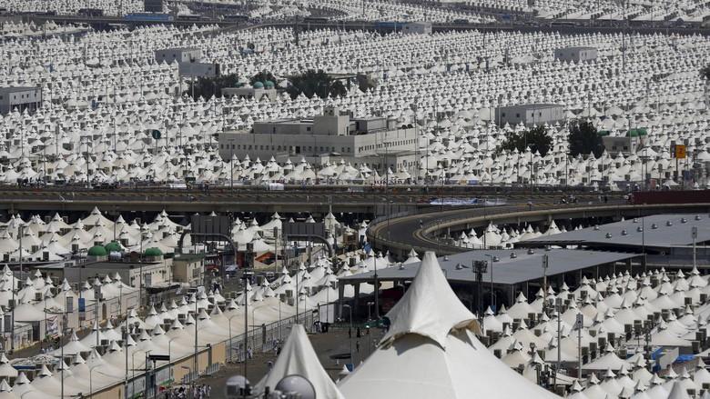 Ini Daftar Tragedi di Mina yang Banyak Menewaskan Jemaah Haji