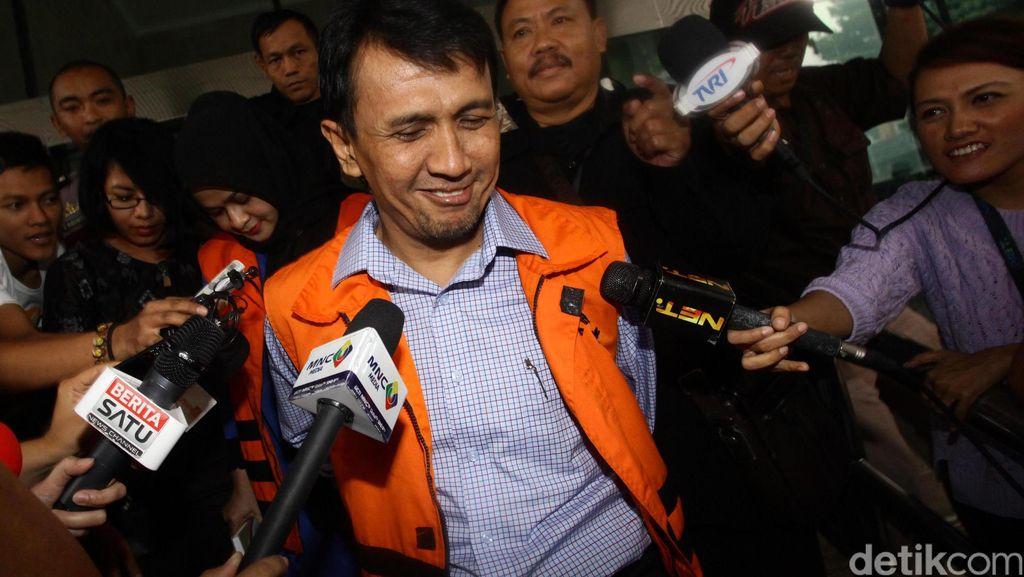 Gatot Pujo Akan Buka-bukaan Peran Sekjen NasDem Cs di Pengadilan Tipikor