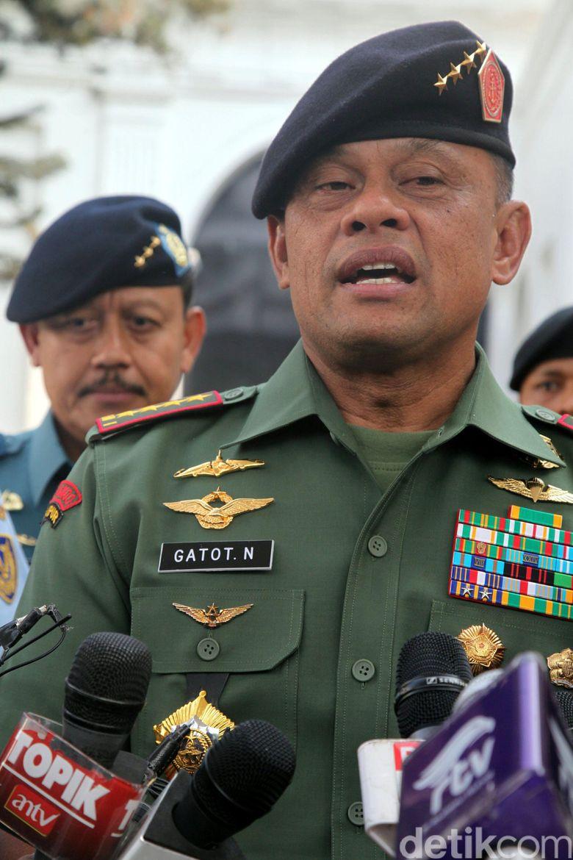 Perkuat Poros Maritim, Jenderal Gatot Minta Peremajaan Radar TNI AU