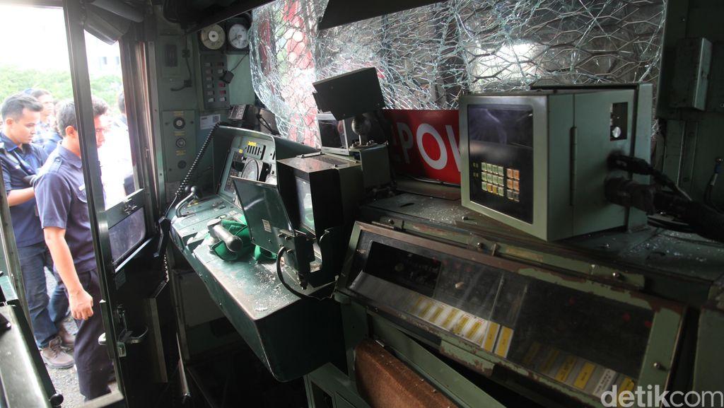 Dinonaktifkan, Asisten Masinis yang Tabrak Kereta Wajib Lapor Tiap Hari