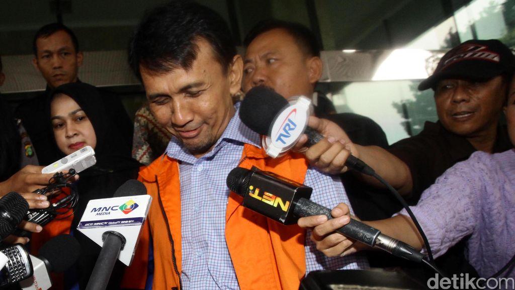 Di Sidang Gatot, Tengku Erry Beberkan Temuan BPK Soal Penyimpangan Dana BOS