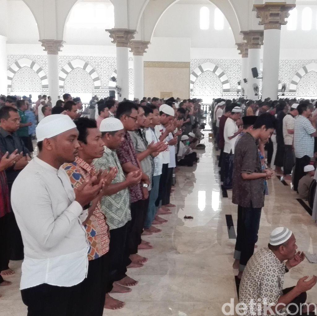 Masjid Kampus di Indonesia Gelorakan Gerakan Salat Subuh Berjamaah