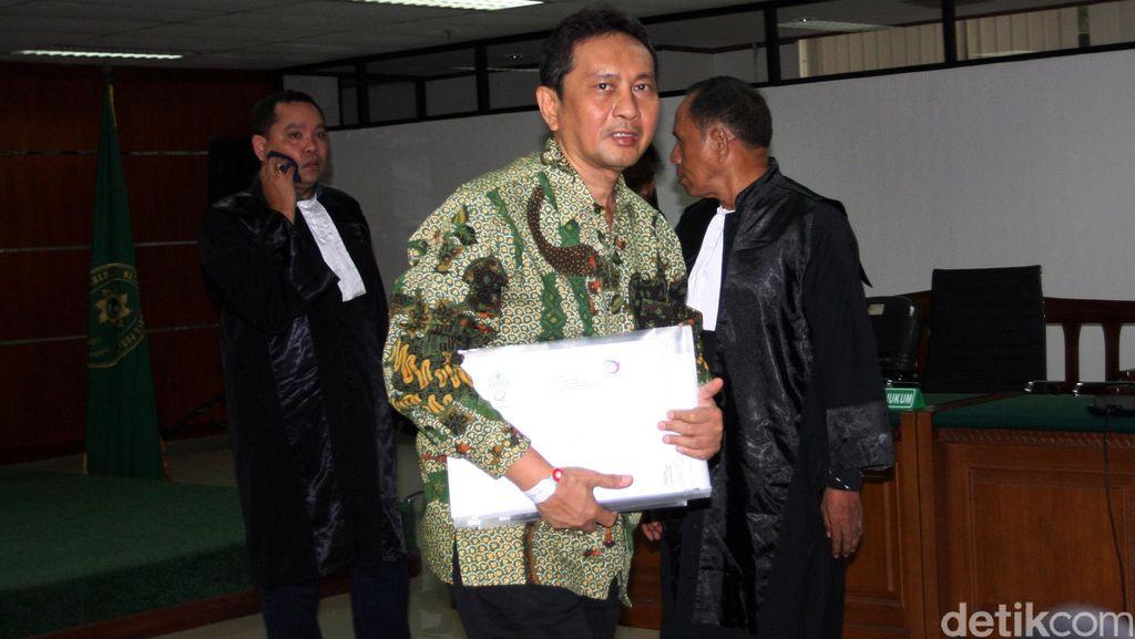Tak Puas Udar Pristono Dihukum 9 Tahun Bui, Jaksa Ajukan Kasasi