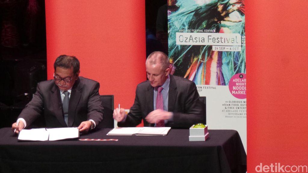Perbarui MoU dengan Jabar, South Australia Ingin Jadi Gerbang Utama ke Asia