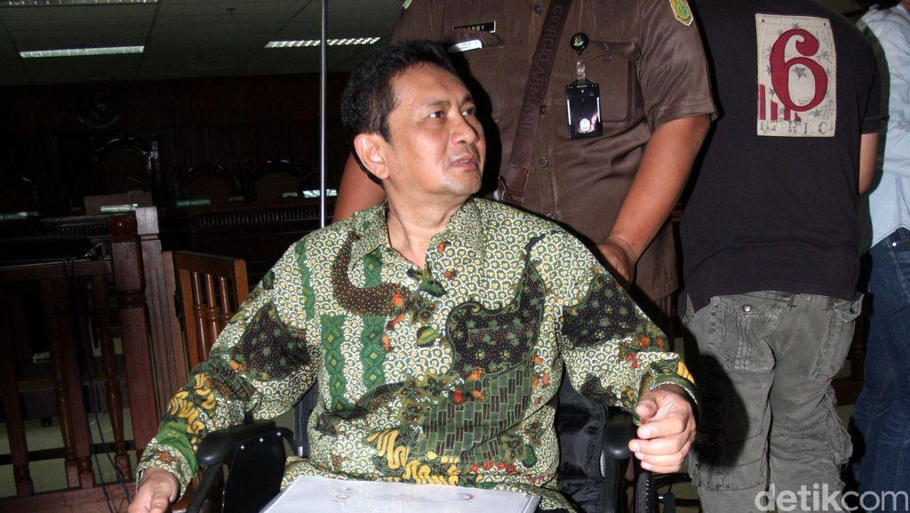 Korupsi Bus TransJ, Hukuman Udar Pristono Diperberat Jadi 9 Tahun Bui!