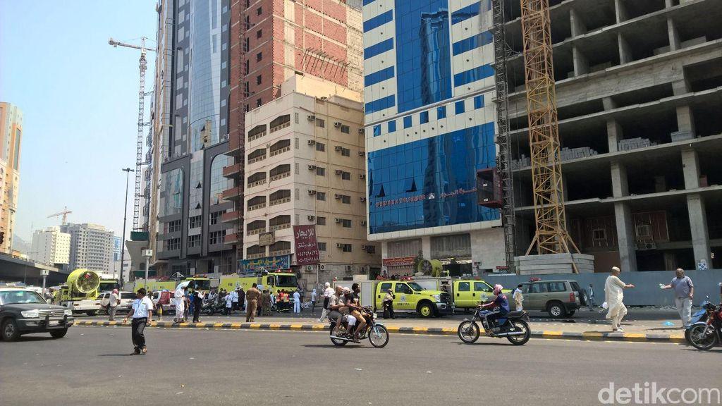 Terduga Teroris yang Ditembak di Makkah Bagian dari ISIS