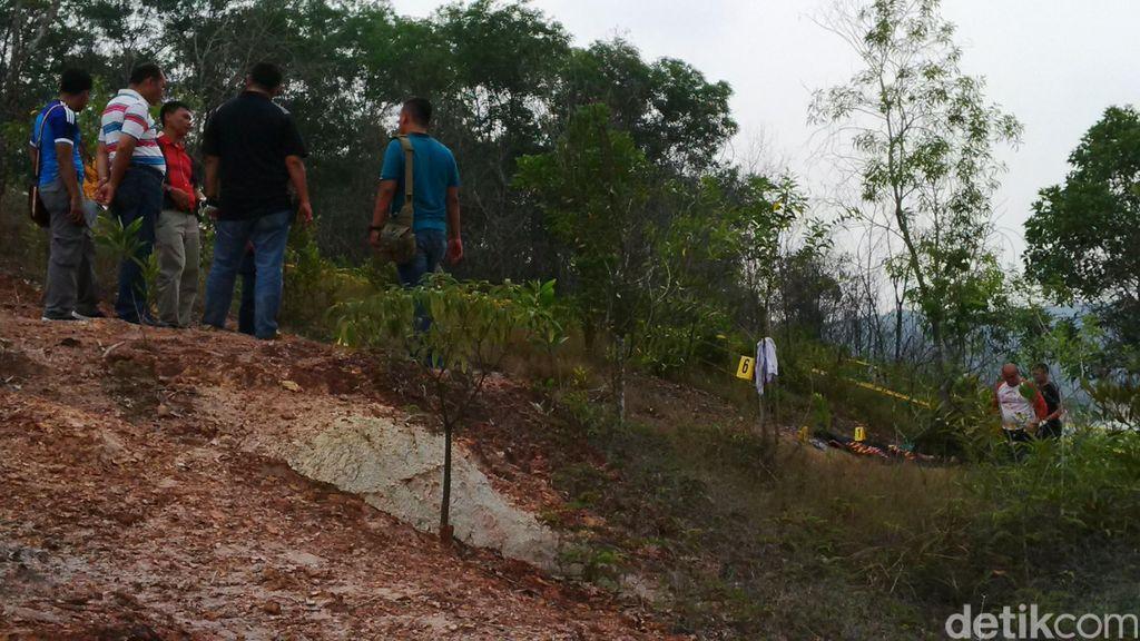 Siswi SMA Ditemukan Tewas Mengenaskan di Hutan Lindung Batam