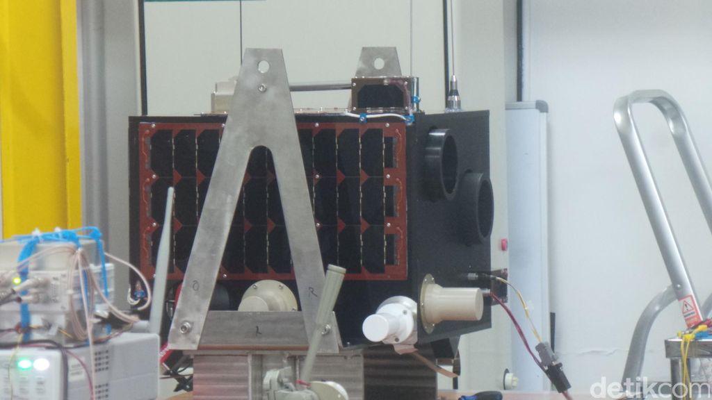 Satelit Buatan Anak Bangsa Diharapkan Bisa Bekerja Selama 6 Tahun