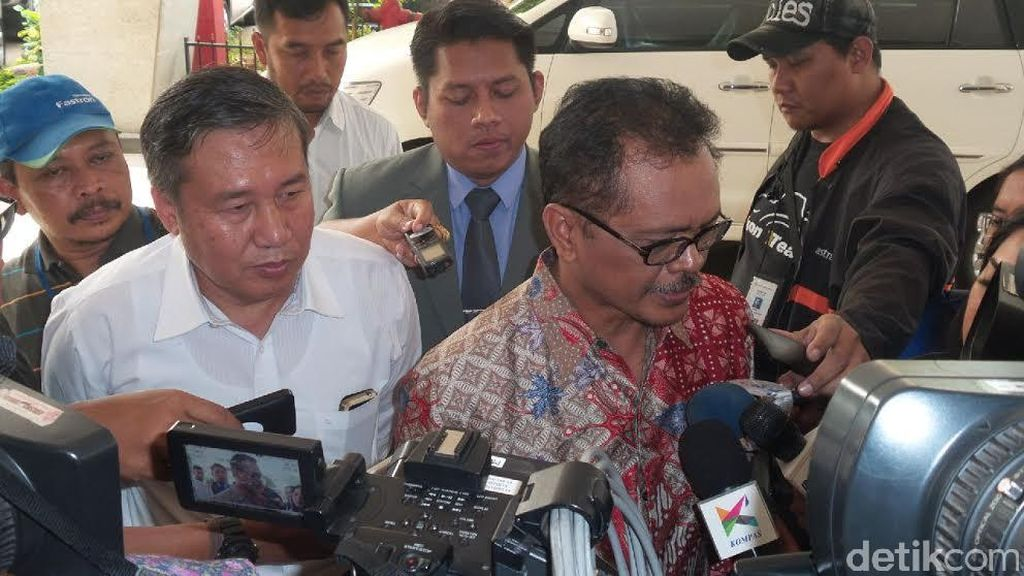 Bareskrim Periksa Tiga Saksi Ahli Meringankan Komisioner KY