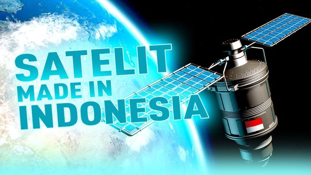 Misi Satelit LAPAN-A2: Menjaga Ikan Sampai Kedaulatan Bangsa