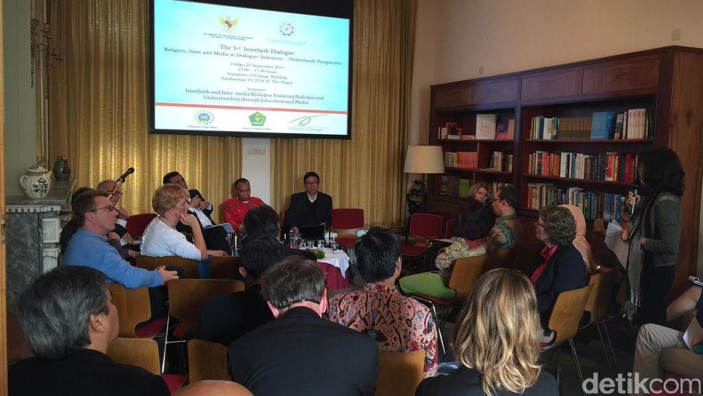 Gelombang Ekstremisme Meningkat, Indonesia Tawarkan Dialog