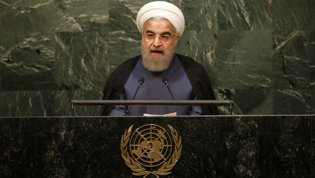 Presiden Iran: AS Harus Minta Maaf Jika Ingin Hubungan Lebih Baik