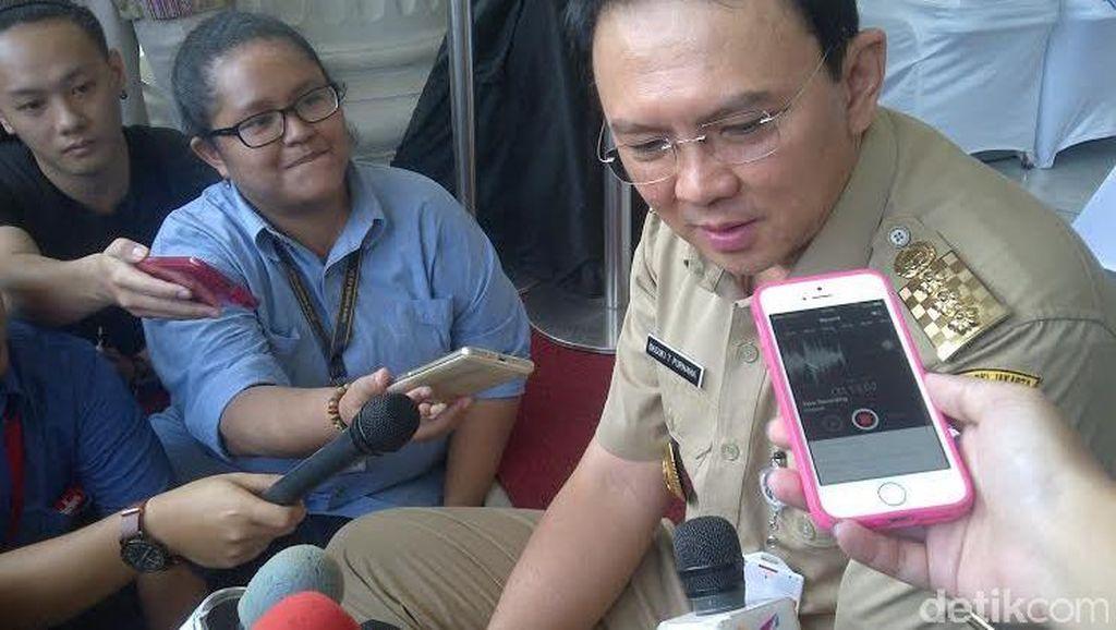 Ahok: Aku Dekat Sama Bu Megawati, Tapi Nggak Pernah Bahas Pilkada