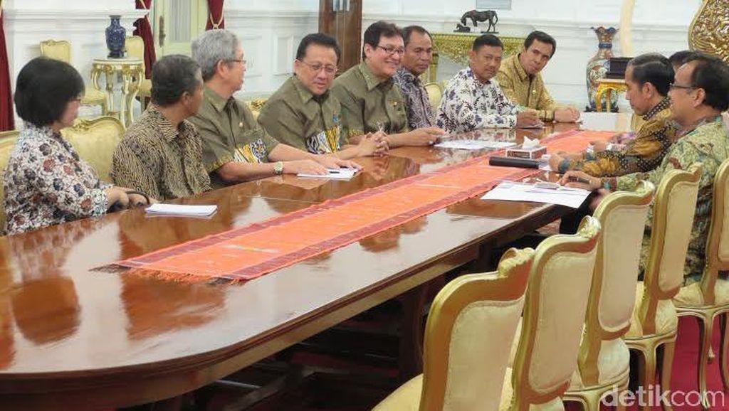 Jokowi Diminta Bangun Kebun Binatang di Tiap Provinsi
