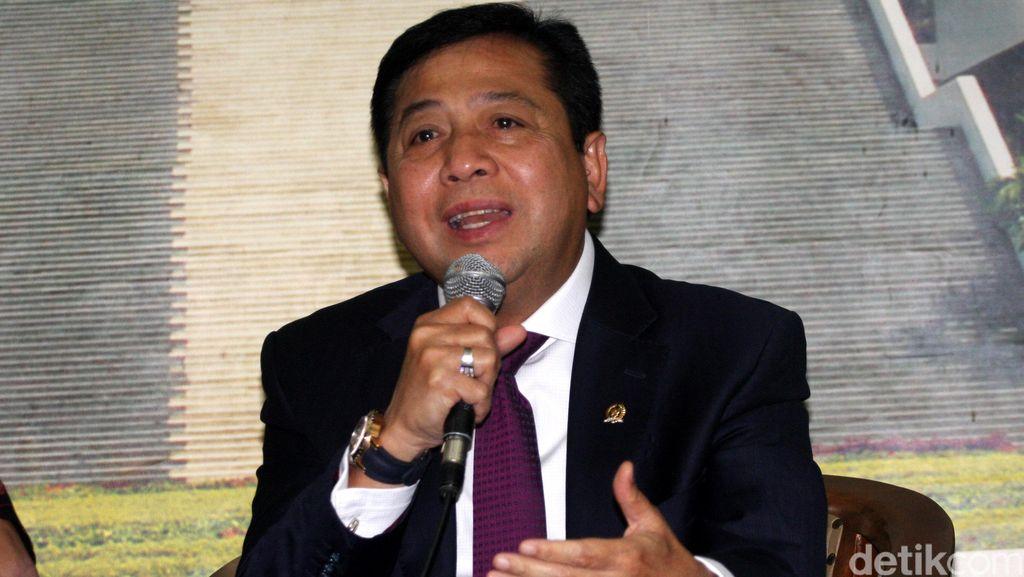 HUT ke-70 TNI, Ketua DPR: Militer Indonesia Harus Masuk 10 Besar Dunia
