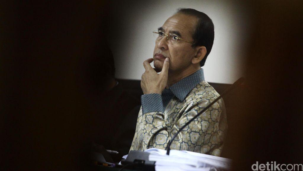 Saksi Akui Loloskan Pemondokan Haji Tak Layak atas Desakan Politikus PPP