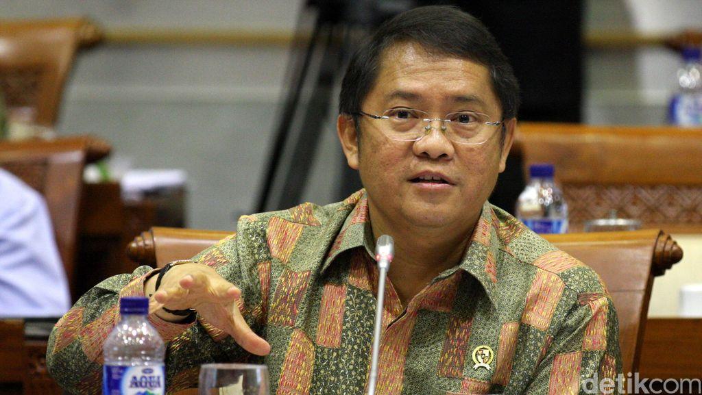 Menkominfo Rudiantara Datangi KPK, Perpanjang Kerja Sama Penyadapan