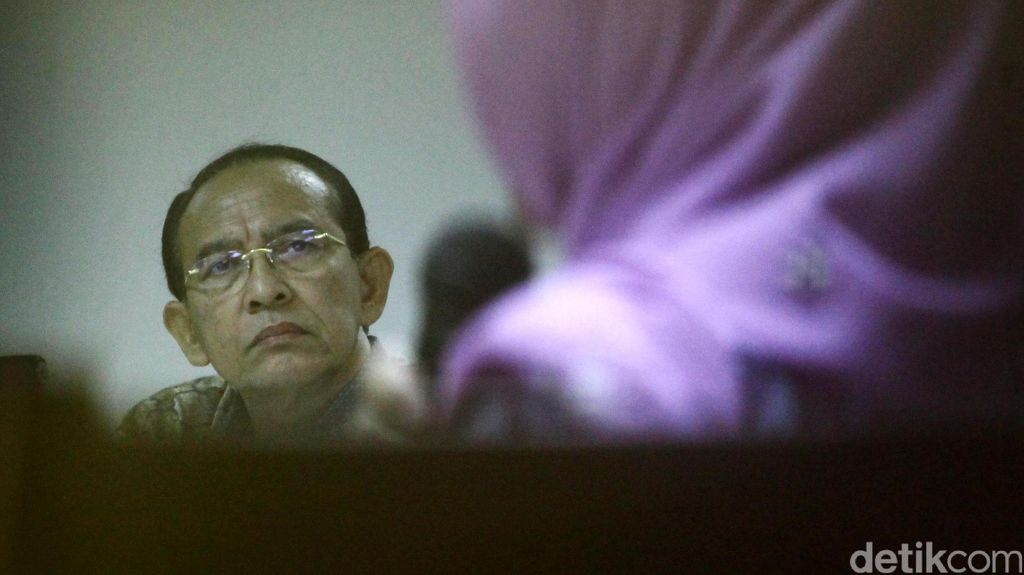 Ermalena, Eks Staf Khusus SDA Disebut Atur Penunjukan PPIH Haji 2012