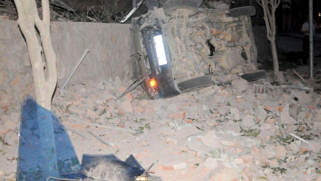 7 Orang Tewas Akibat Ledakan Bom Parsel di China