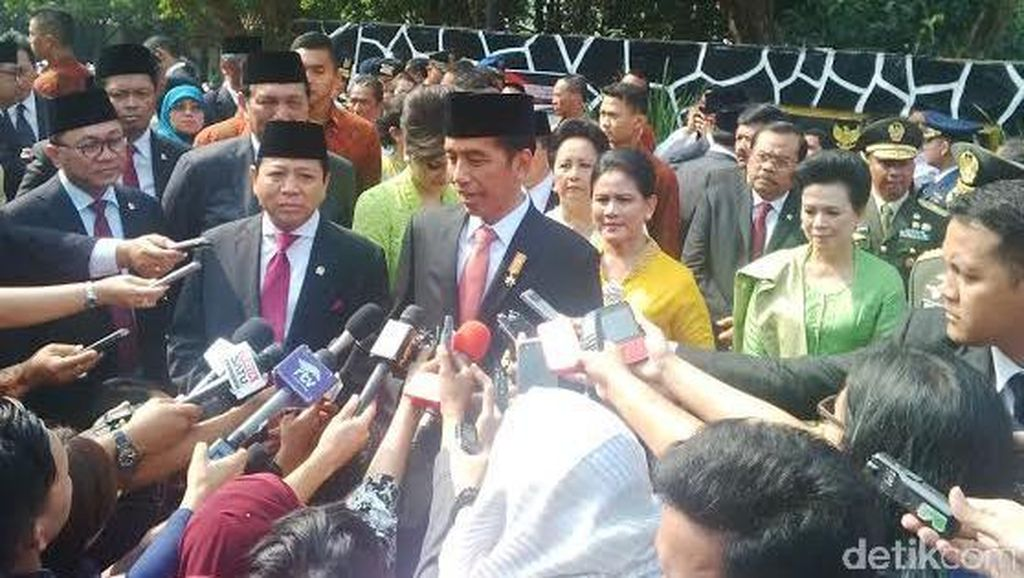 Jokowi Akan Undang Prajurit yang Berjasa Angkat Jenazah Pahlawan, Luhut Terharu
