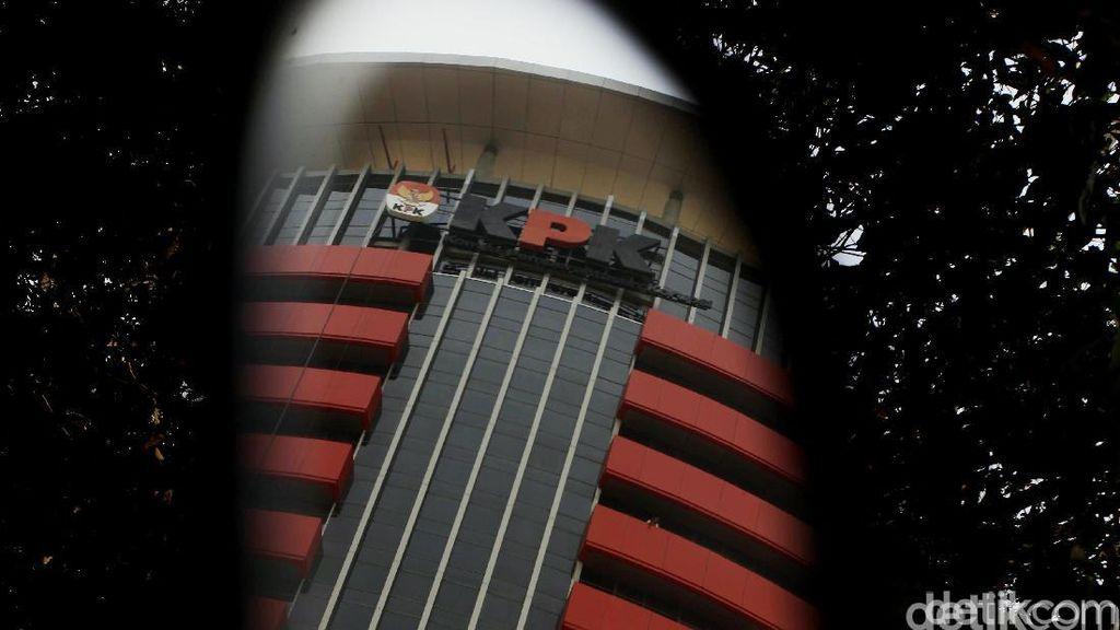 DPR Ingin Konsultasi Soal Revisi UU KPK dengan Jokowi Senin Depan