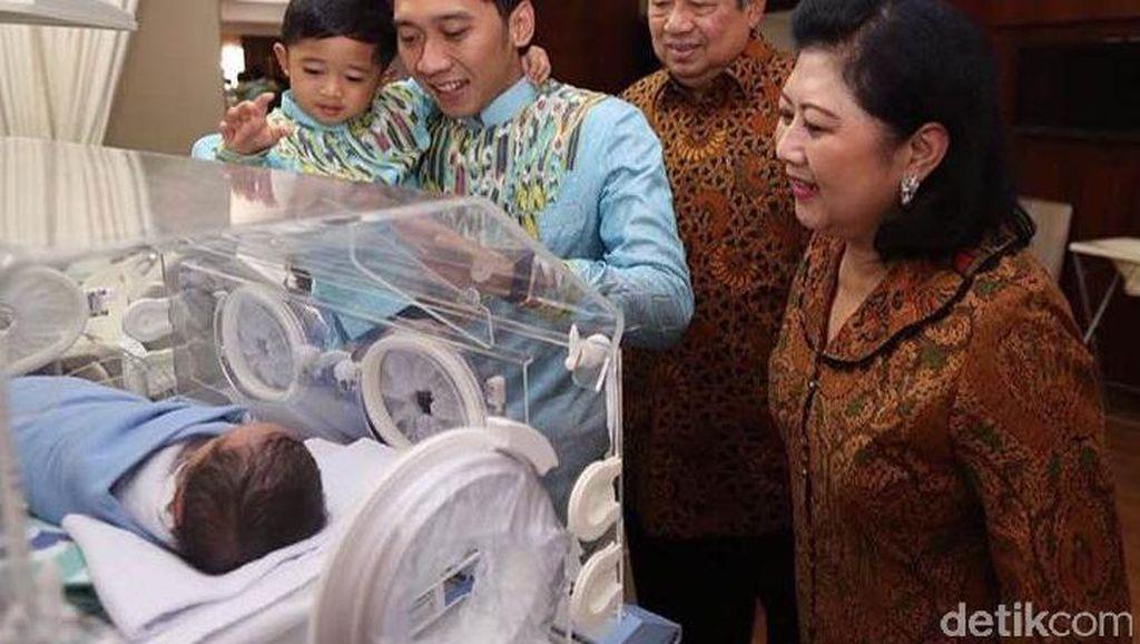Pancasakti Maharajasa Yudhoyono, Nama Anak Kedua Ibas