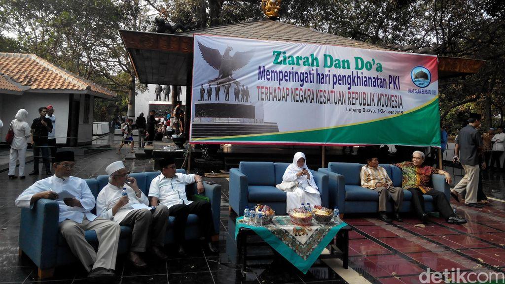 Soal Tak Ada Maaf untuk PKI, Jokowi Tuai Apresiasi