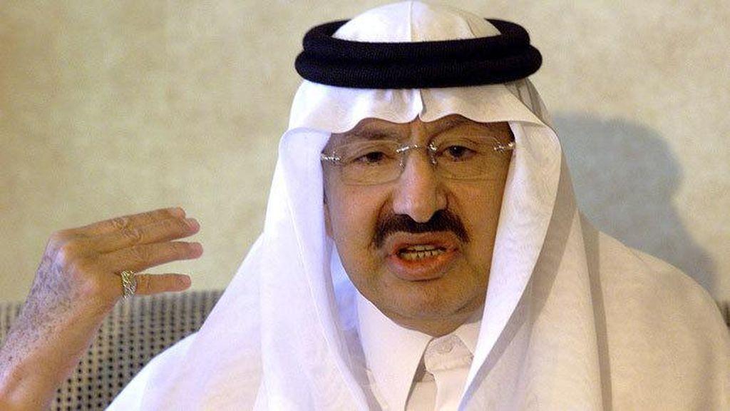 Pangeran Nawwaf bin Abdul Azis Wafat