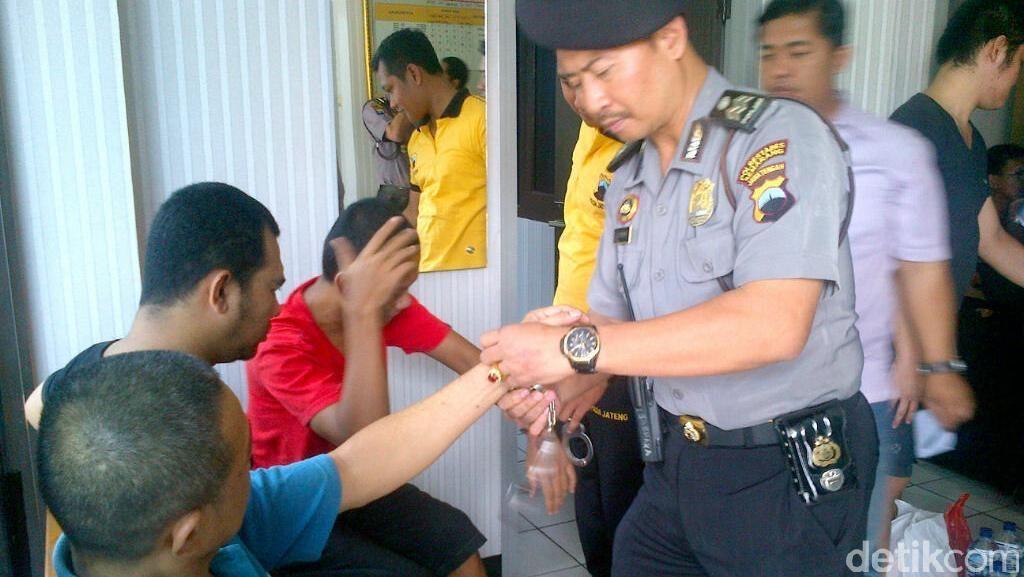 Kondisi Aman Pasca-kebakaran, 74 Tahanan Dikembalikan ke Mapolda Jateng