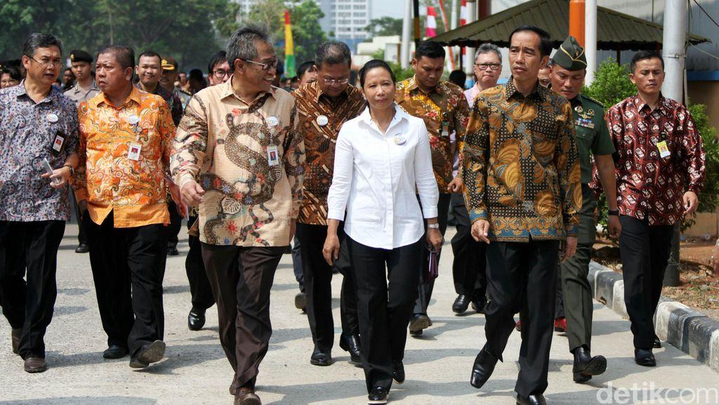 Jokowi Teken Inpres Aksi HAM 2015