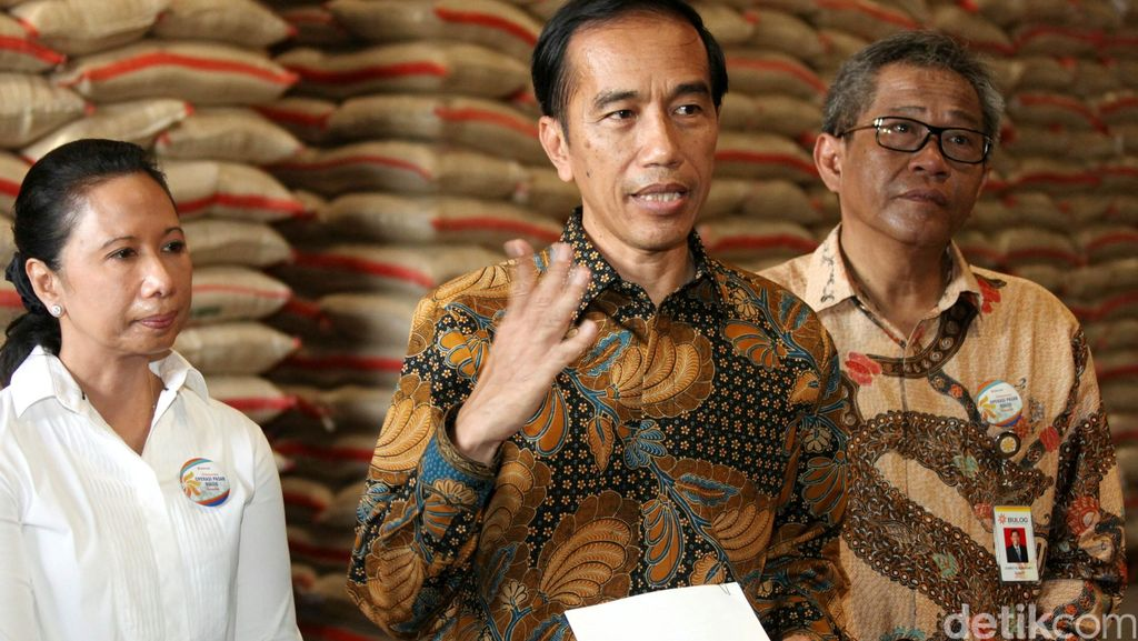 Ini Penilaian Publik Soal Pemberantasan Korupsi Selama Setahun Jokowi