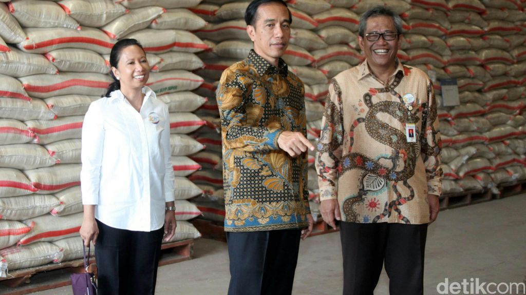 Presiden Jokowi Bertolak ke Jawa Tengah untuk Panen Raya