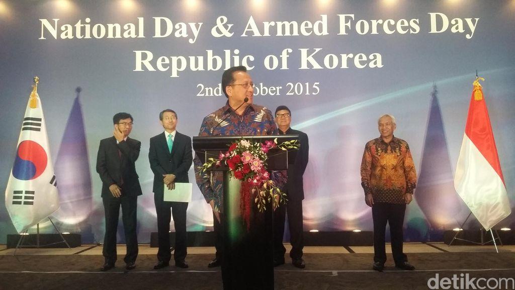 Buka National Day Korsel, Dubes Tayoung: Saya Hafal Pancasila