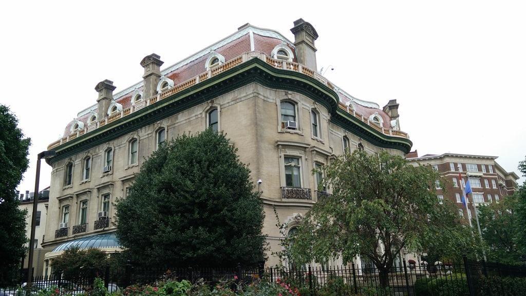 Gedung KBRI Washington DC, Cagar Budaya dan Rumah Termahal di Ibu Kota