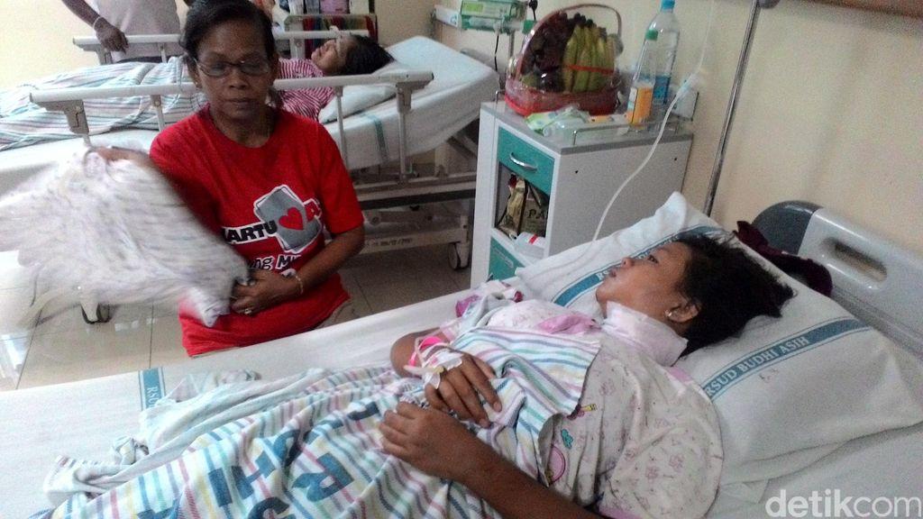 Kesaksian Yuli, Remaja Korban Crane Roboh di Kampung Pulo