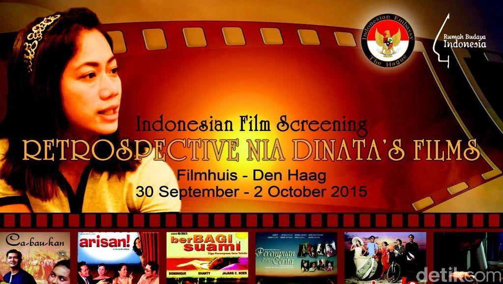 Film-film Karya Nia Dinata Panen Apresiasi di Belanda