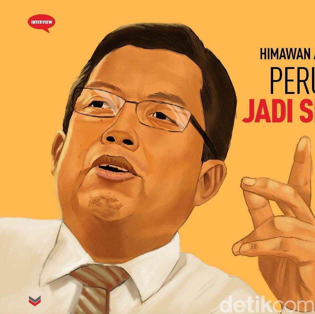 Direktur Utama Perumnas Himawan Arief Sugoto: Perumnas Ingin Jadi Seperti Bulog