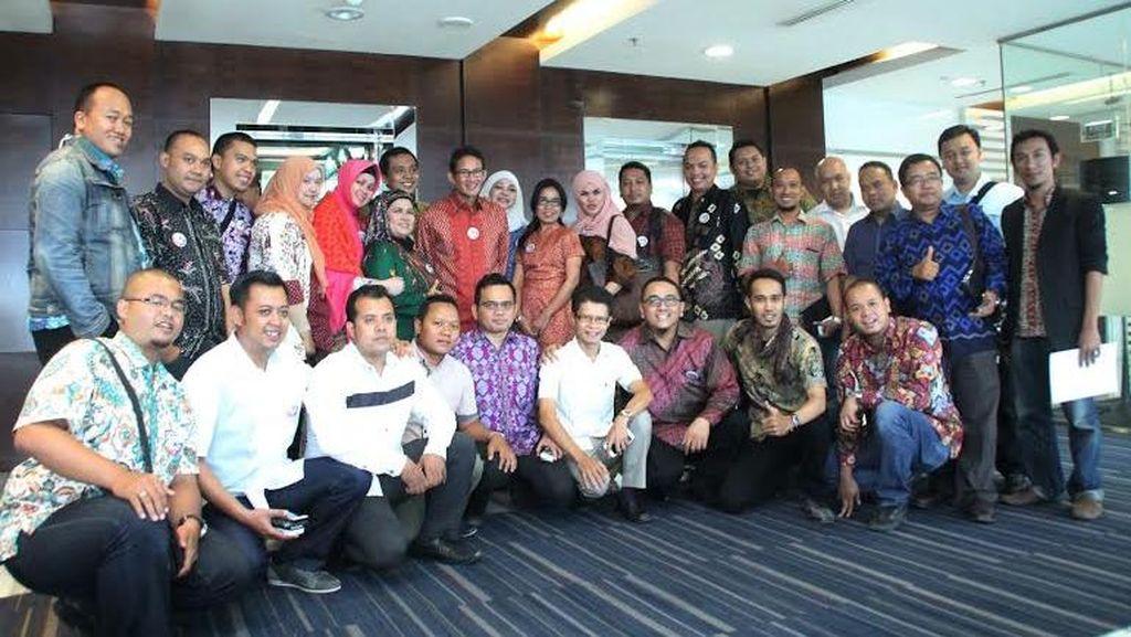 Di Depan Relawan, Sandiaga Uno Janjikan Jakarta Jadi Raksasa Asia Pasifik