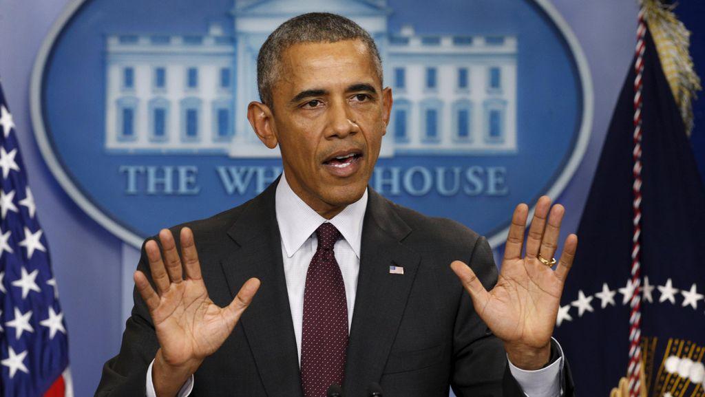 Obama Telepon Presiden Myanmar, Selamati Digelarnya Pemilu Demokratis