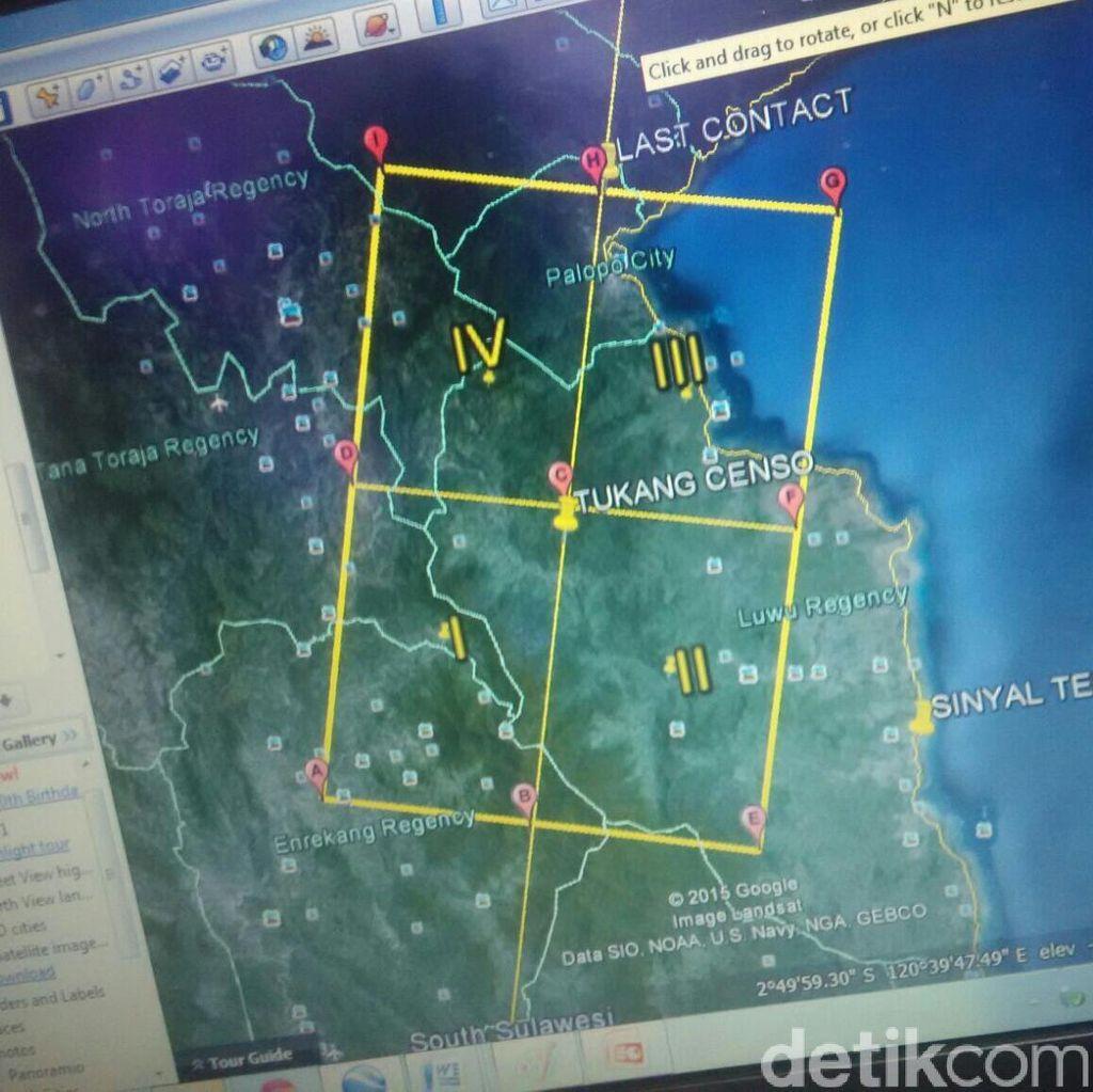 Cuaca Cerah, Pencarian Aviastar Juga Dilakukan dengan Penyisiran Pantai